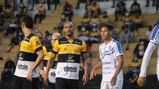 Criciúma x Paysandu Série C