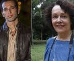 Mouhamed Harfouch e Analu Prestes | TV Globo
