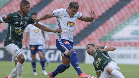 Foto: (Gustavo Aleixo/Cruzeiro)