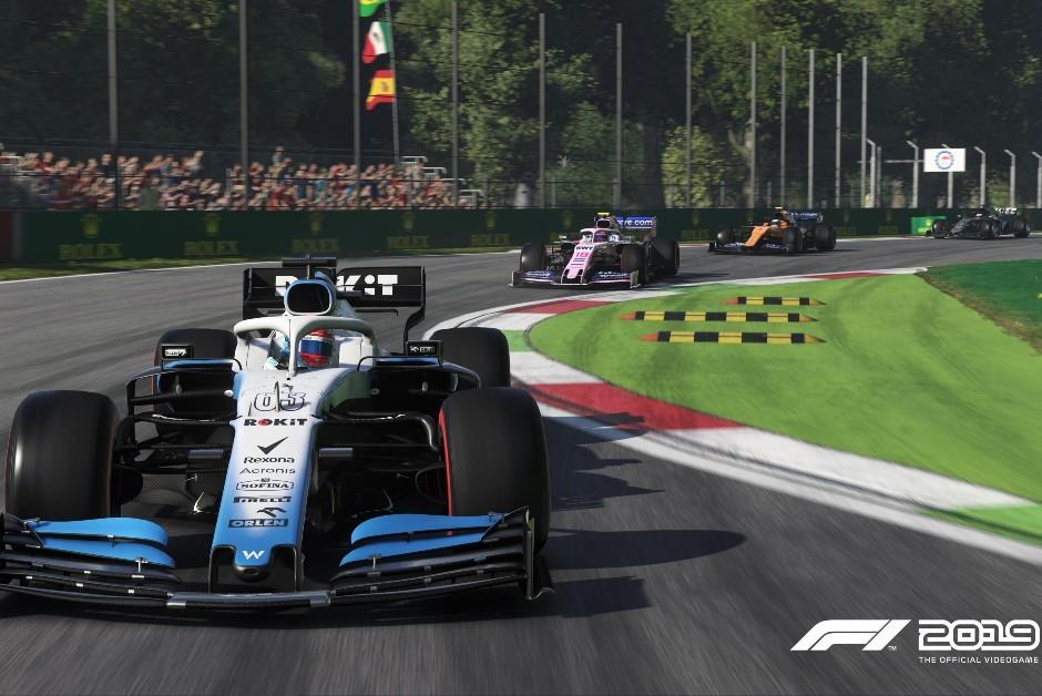 Formula 1 2019 está disponível para PlayStation 4, Xbox One e PC (Foto: Divulgação)