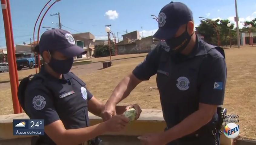 Guarda Civil de Ibaté antecipa campanha de combate ao uso de cerol em linhas de pipa