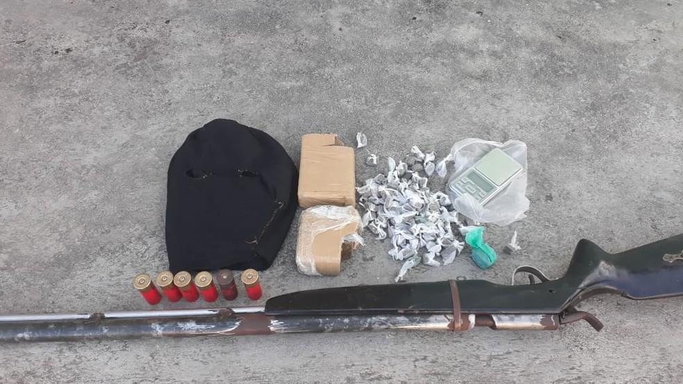Polícia Civil prende dois homens em ação da Operação Fim de Festa, no RN