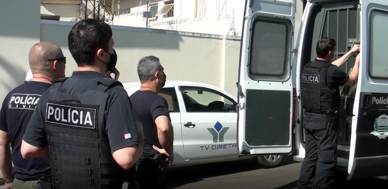 Operação da Polícia Civil contra o tráfico de drogas prende suspeitos em Mococa