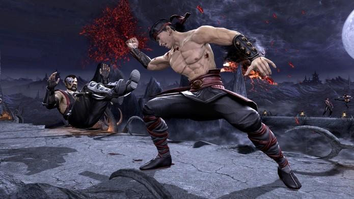 Mortal Kombat com desconto na Xbox Live (Foto: Divulgação/Warner)