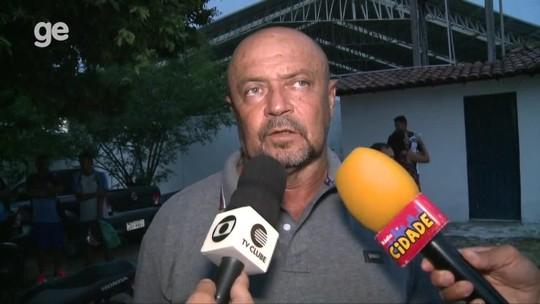 """Adelmo Soares reflete sobre goleada: """"Se não acompanhar, vai fazer graça no campeonato"""""""