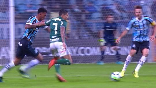 """Jejum de gols não tira confiança de André no Grêmio: """"Futebol tem seu tempo"""""""