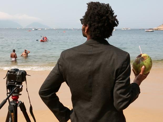 Divulgação filme Personal Vivator de Sabrina Fidalgo | 2013 (Foto: Divulgação)