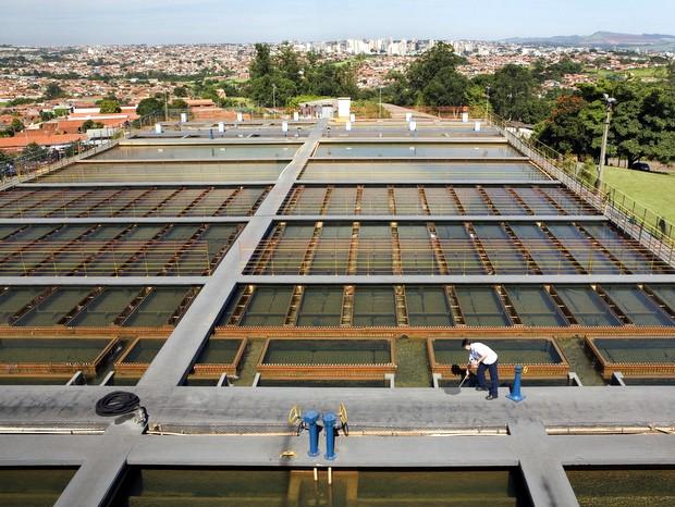 Obra em rede de água afeta abastecimento em seis bairros de Limeira, diz concessionária; lista