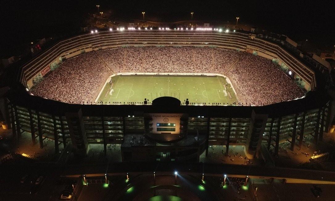 A decisão será no Estádio Monumental, de Lima