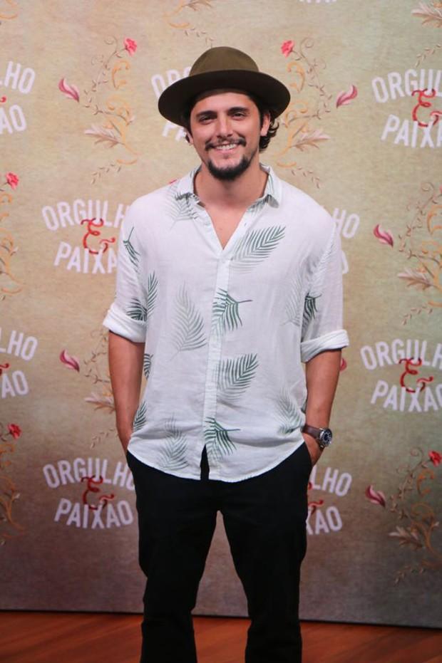 Bruno Gissoni (Foto: Daniel Pinheiro/QUEM)