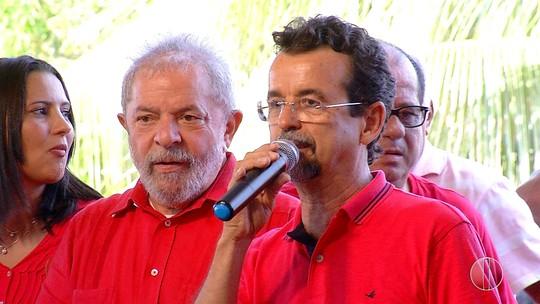 Na Zona Sul, Fernando Mineiro fala como vai tratar funcionalismo público