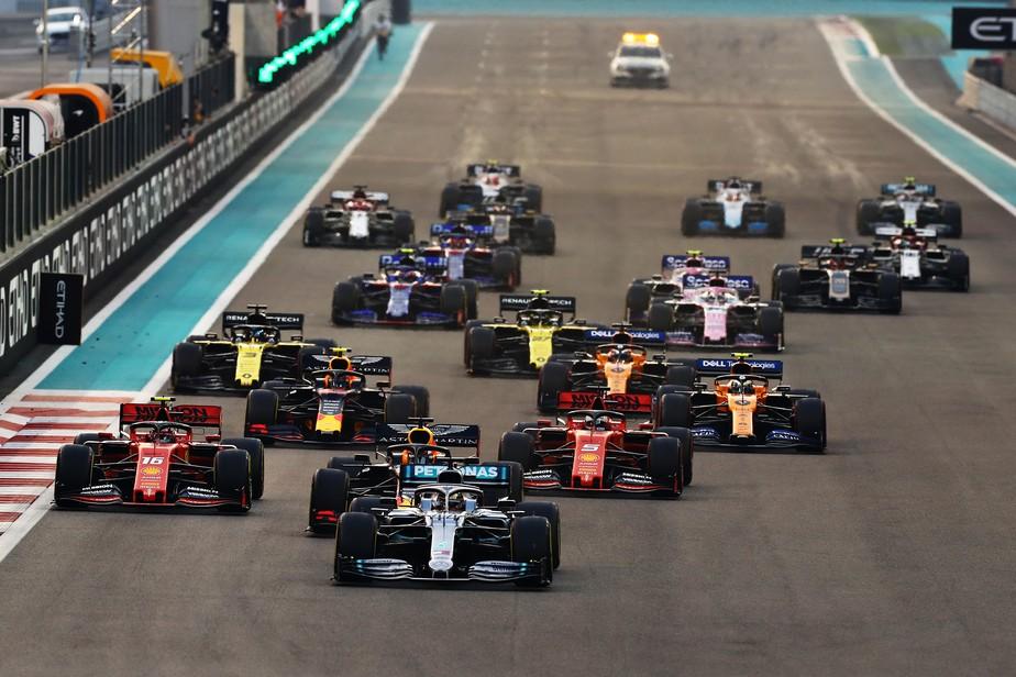 F1: confira o calendário da temporada 2020