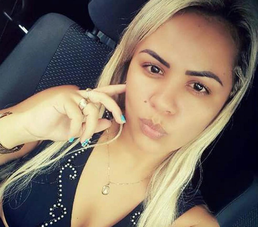 Vítima foi identificada como Ellane Jácome — Foto: Arquivo Pessoal