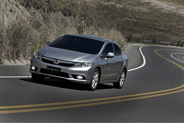 Honda Civic EXR 2.0 2013 (Foto: Honda)