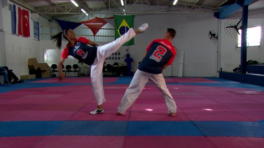 Como dois irmãos criaram o celeiro de craques do taekwondo brasileiro em São Caetano