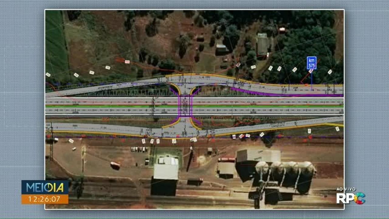 Duplicação da BR-277 na região da Ferroeste será licitada