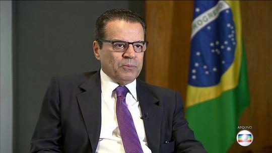 Juiz concede liberdade à ex-ministro Henrique Alves (MDB)