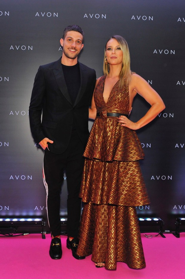 Paolla Oliveira e Chay Suede (Foto: Samuel Chaves/Brazil News)