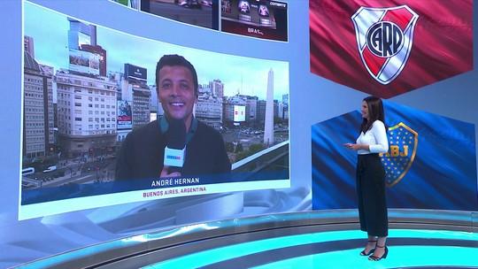 River x Boca: Doha deve ser anunciada nesta quinta como palco da final da Libertadores