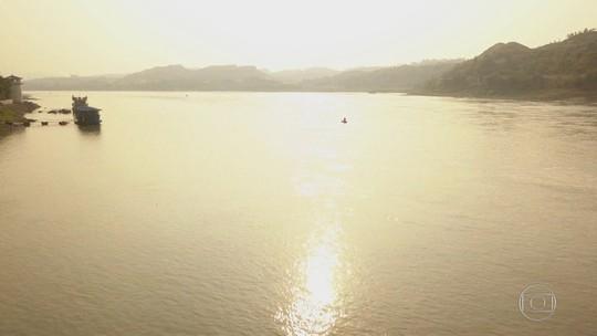 A Jornada da Vida - Rio Yangtsé