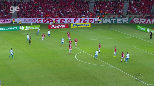 Confira os melhores momentos de Inter 0x1 Novo Hamburgo no Beira-Rio