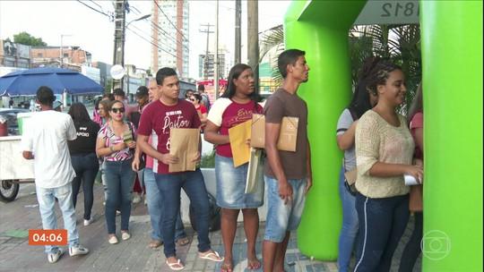 Um em cada quatro desempregados está buscando uma vaga há pelo menos dois anos