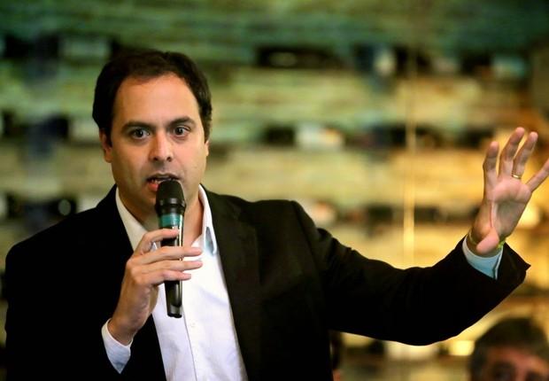 Paulo Câmara, governador de Pernambuco (Foto: Divulgação)