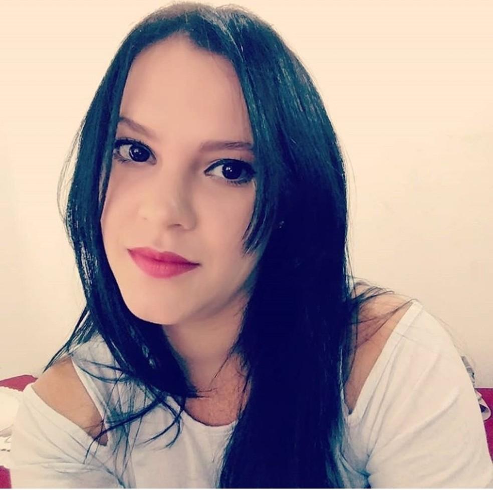 Camila foi morta na terça-feira (1) — Foto: Reprodução/arquivo pessoal