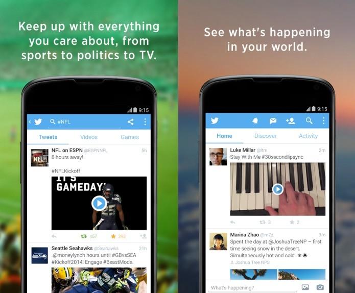 Twitter lançou novo recurso também para Android (Foto: Divulgação)