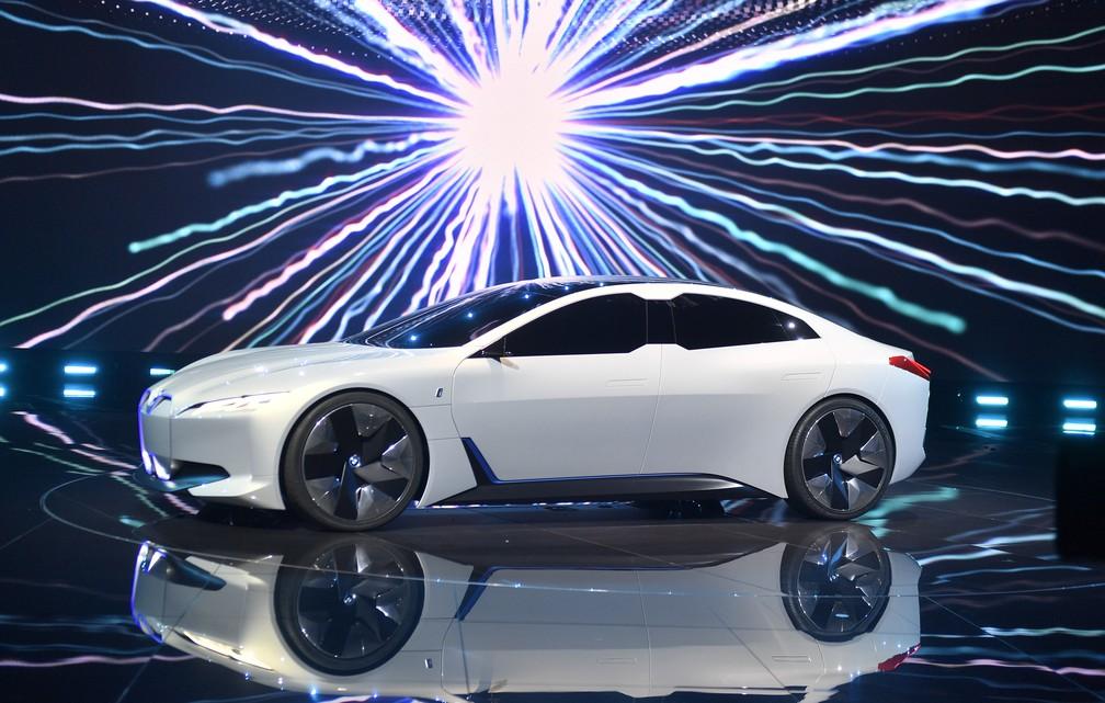 BMW i vision dynamics (Foto: AP Photo/Martin Meissner)