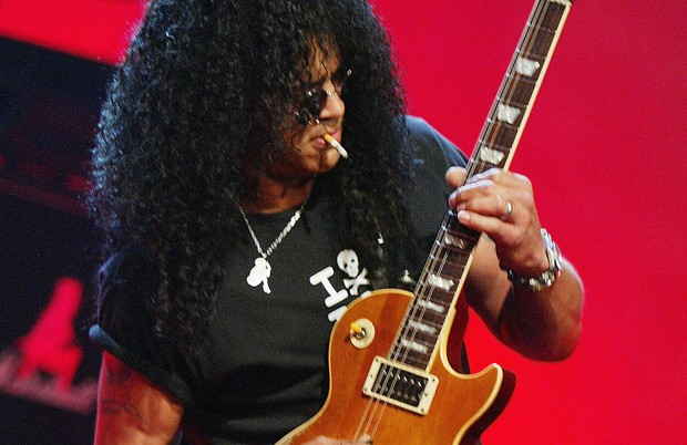 Slash (Foto: Getty Images)