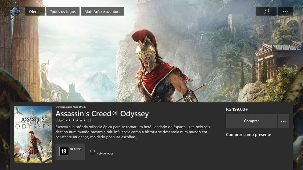 Assassin's Creed Odyssey: veja requisitos e como baixar o game
