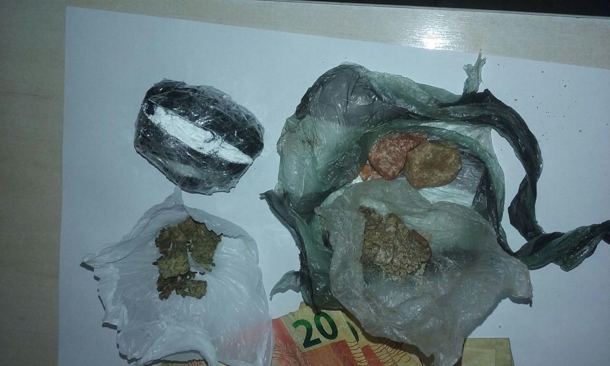 Polícia prende suspeito de praticar 'disque-drogas' em Boa Vista