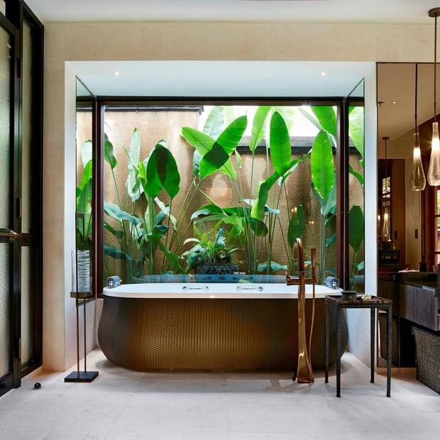 Hotel Ritz-Carlton Ubud (Foto: Reprodução)