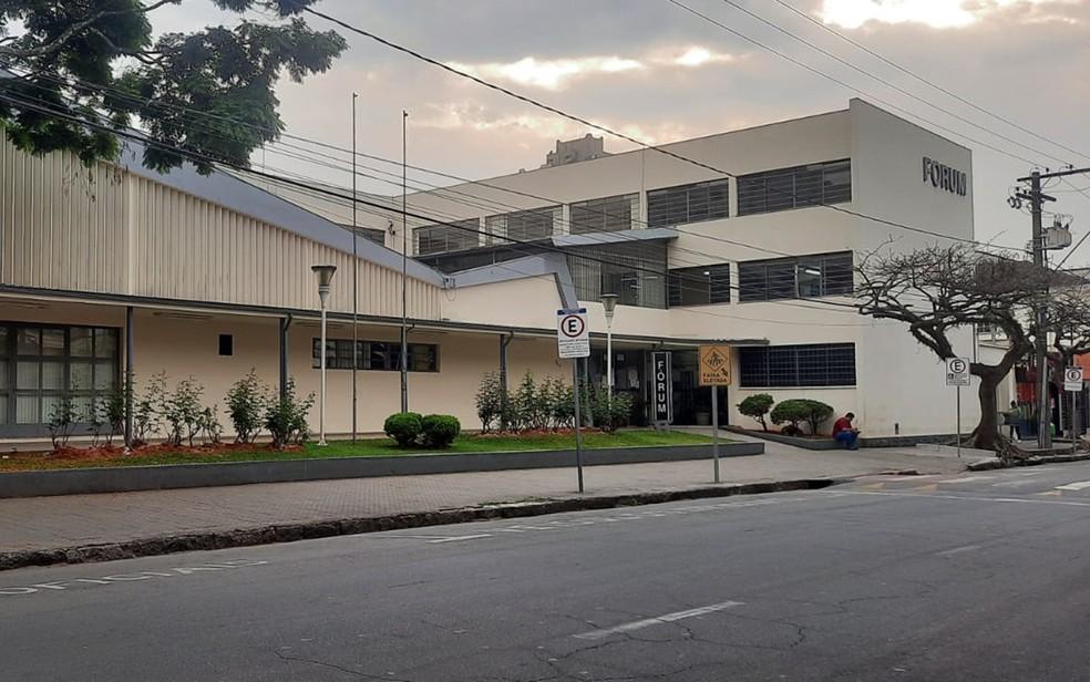 Homem acusado de estuprar e matar jovem de 18 anos vai a júri popular em MG — Foto: João Daniel Alves/EPTV