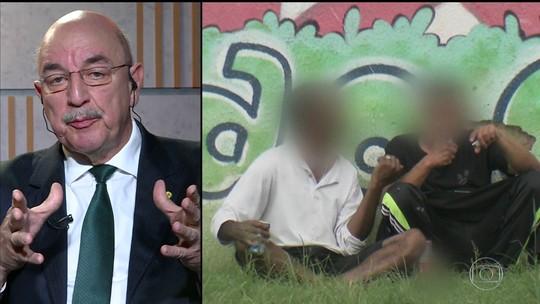 Governo censura pesquisa da Fiocruz sobre uso de drogas no Brasil