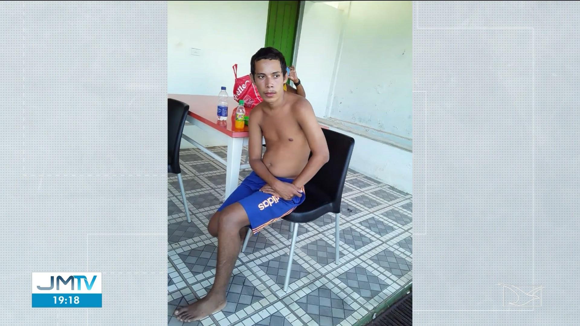 Após 18 dias, polícia do Maranhão ainda não sabe o paradeiro do jovem Marcelo Machado
