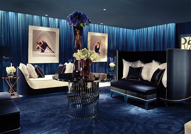 Hotelaria: O SPA do hotel, comandado pela marca londrina Carol Joy. (Foto: divulgação)