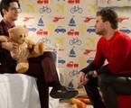 Mateus Solano e Thiago Fragoso em cena de 'Amor à vida' | Divulgação/TV Globo