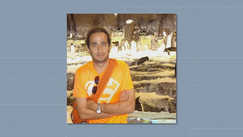 Clebson Nunes dos Santos, de 37 anos, foi morto com um tiro no peito, em Taguatinga (DF)  — Foto: Arquivo pessoal