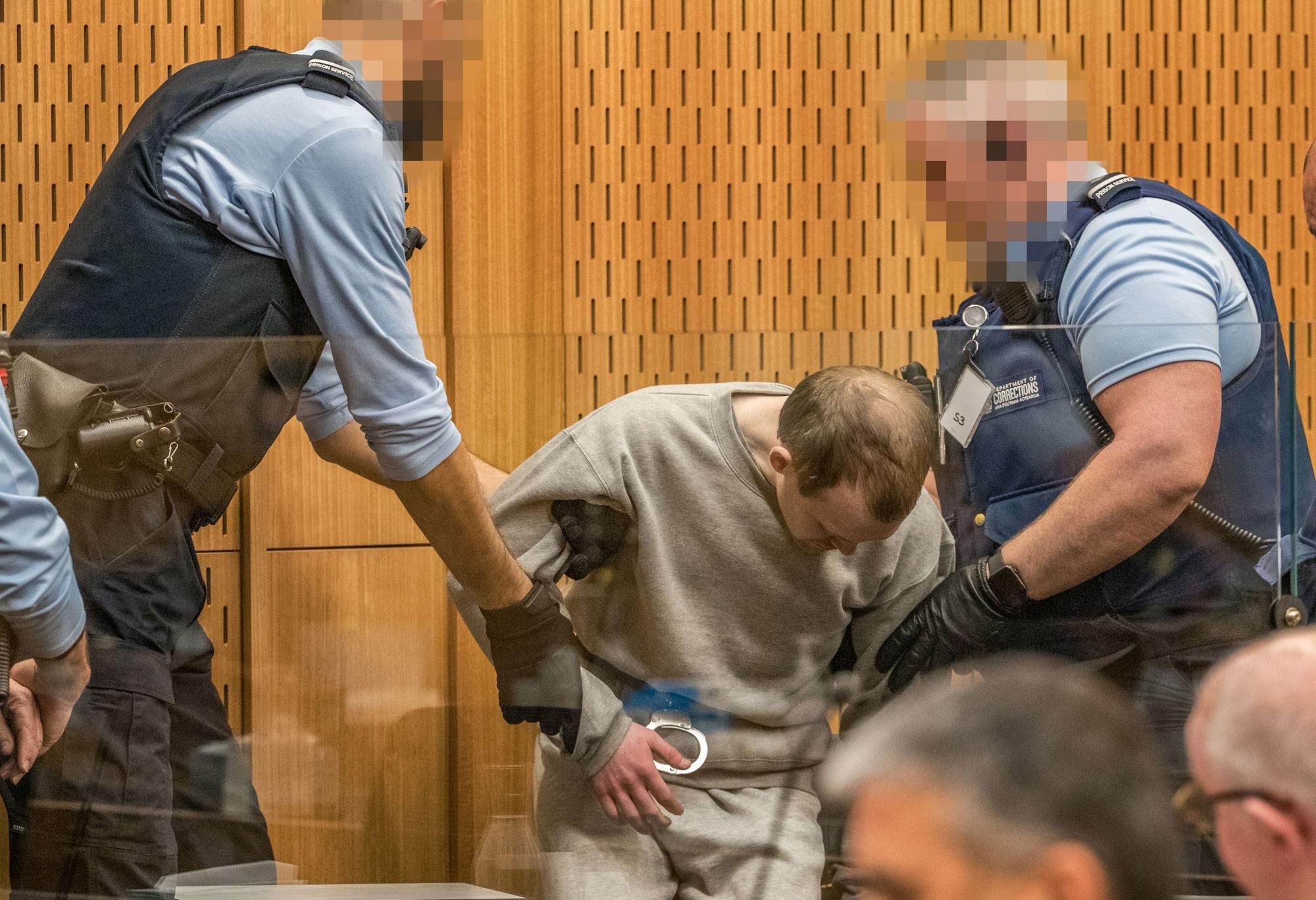 Justiça da Nova Zelândia condena assassino de Christchurch a prisão perpétua