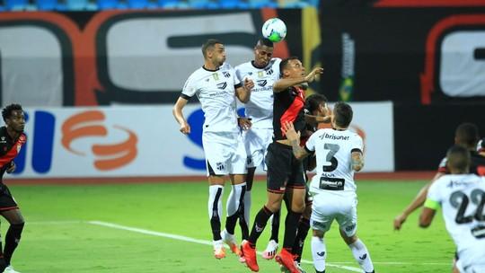 Atlético-GO 0 x 2 Ceará - Campeonato Brasileiro rodada 6 - Tempo Real -  Globo Esporte