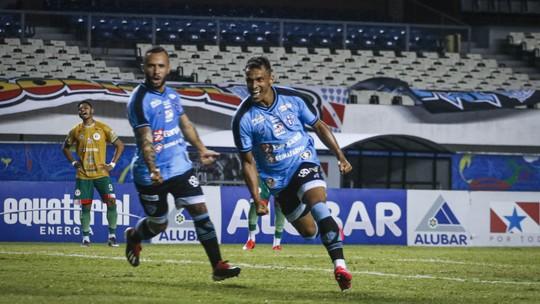 Foto: (Jorge Luiz/Ascom Paysandu)