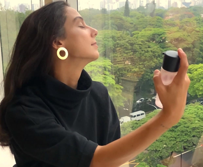 Olívia Nicoletti, editora de beleza (Foto: Arquivo Pessoal)