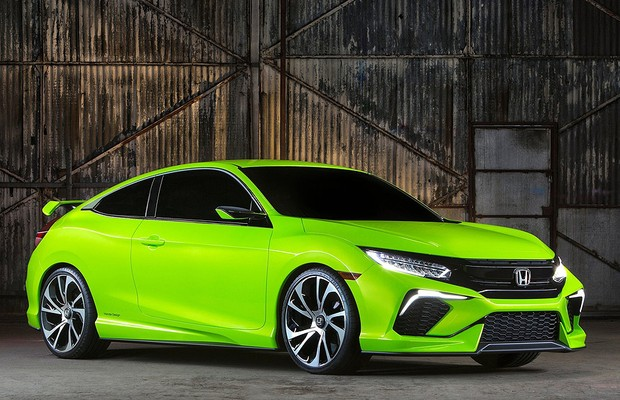 Recalls Honda Com >> Honda revela visual da nova geração do Civic - AUTO ...