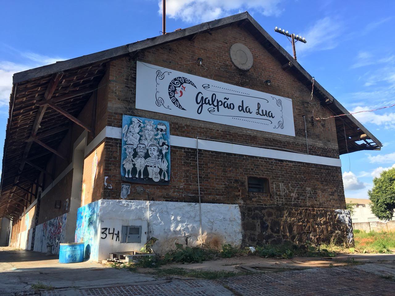 Com várias atividades culturais, Galpão da Lua comemora três anos de ocupação de barracão em Presidente Prudente - Notícias - Plantão Diário