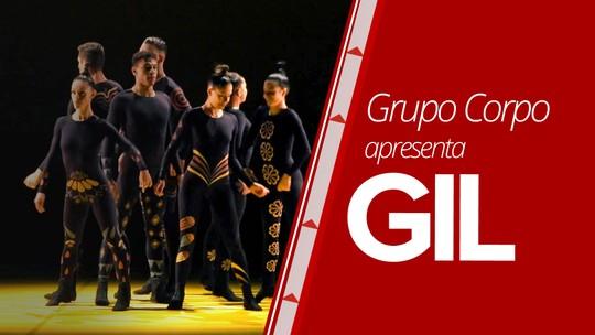 Grupo Corpo apresenta espetáculo com música de Gilberto Gil no Theatro Municipal