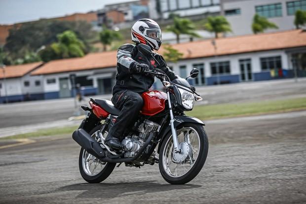 Honda CG 160 Start (Foto: divulgação)