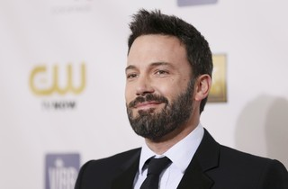 Ben Affleck no 'Critic's Choice Awards' em Santa Monica, nos Estados Unidos (Foto: Danny Moloshok/ Reuters/ Agência)