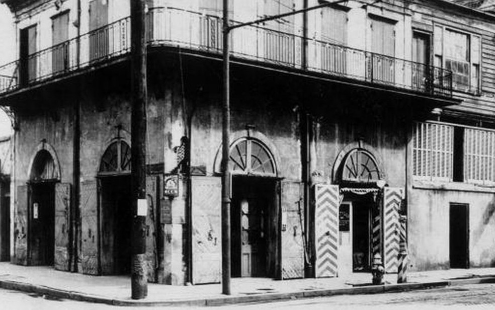 Depois do escândalo, Enriqueta Favez foi deportada e seguiu para Nova Orleans em 1824  (Foto: Hulton Archive)